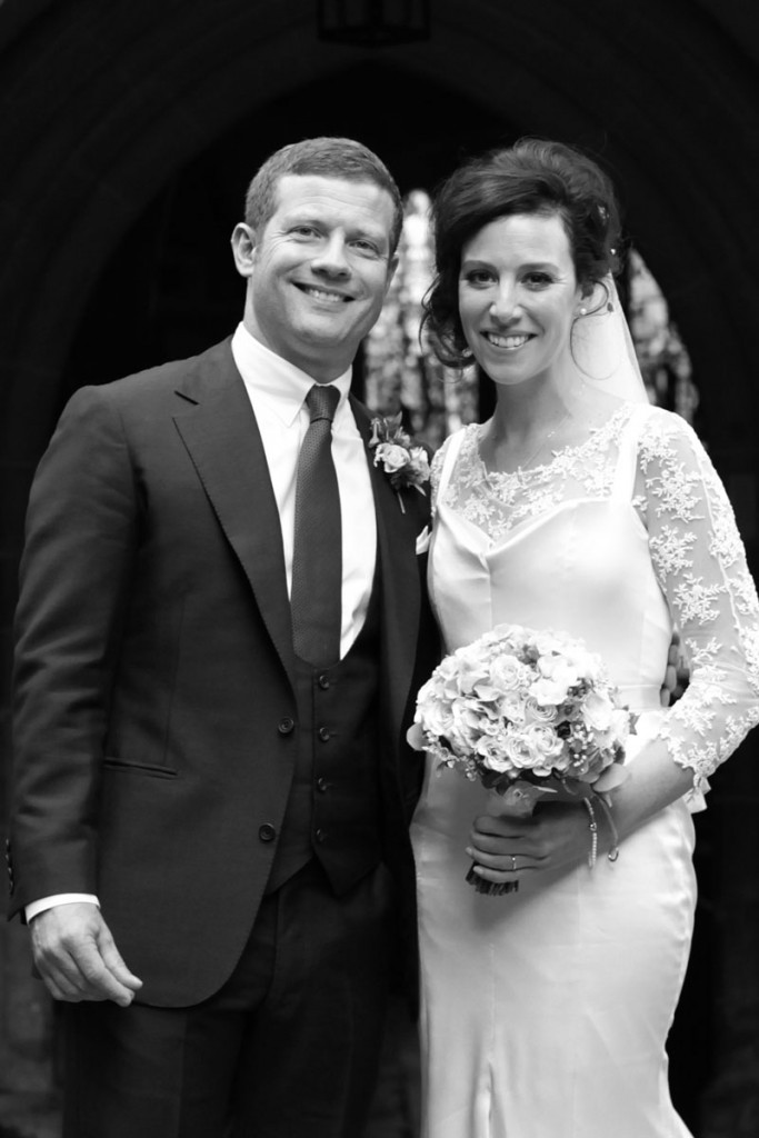 dermot o leary, dee koppang, weddings, st mary